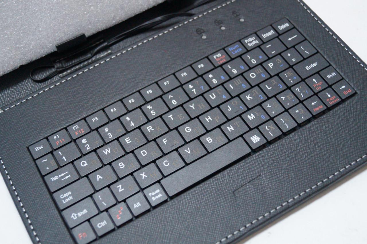 Универсальный Чехол Трансформер 7  с клавиатурой для планшетных ПК 7.2 - Onlineopt.net в Харькове