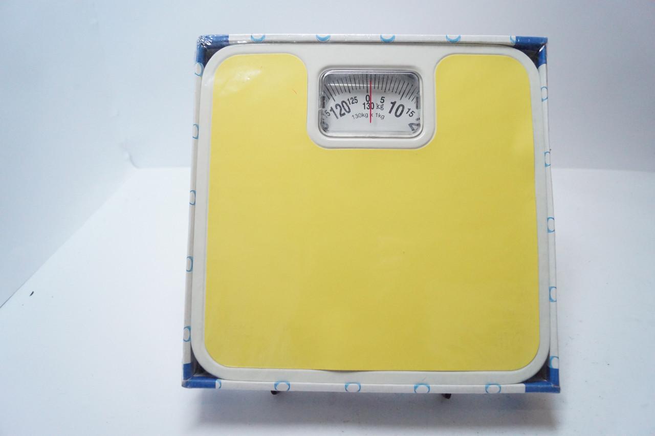 Весы персональные для дома механические напольные  до 130