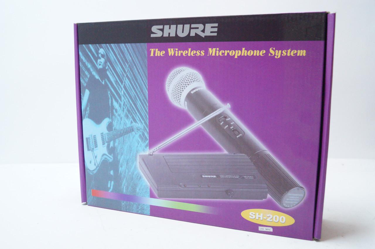 Радио микрофон Shure SH 200