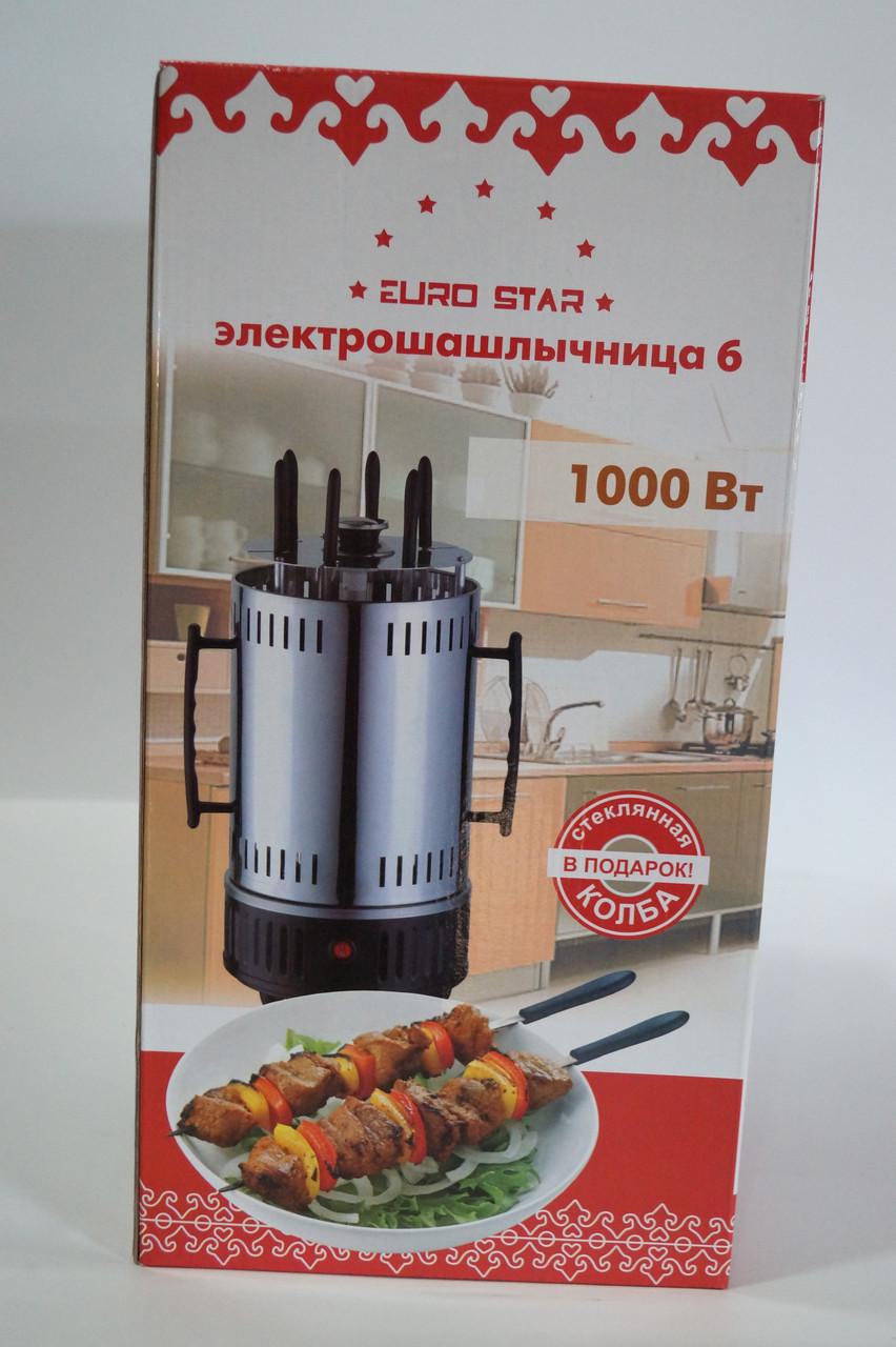 Електро шашличниця Uero Star 1000w