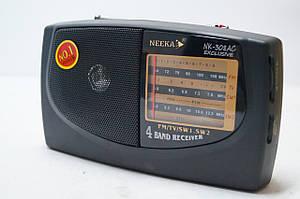 Радіоприймач neeka nk -308 ac