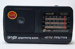 Радіоприймач Neeka NK-409