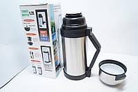 Термос для горячих напитков и еды 1.2L, фото 1