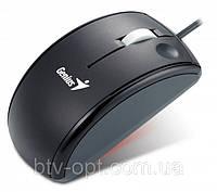 Компьютерная мышь Мышь Genius Scroll Too 310 black optical mini USB, фото 1