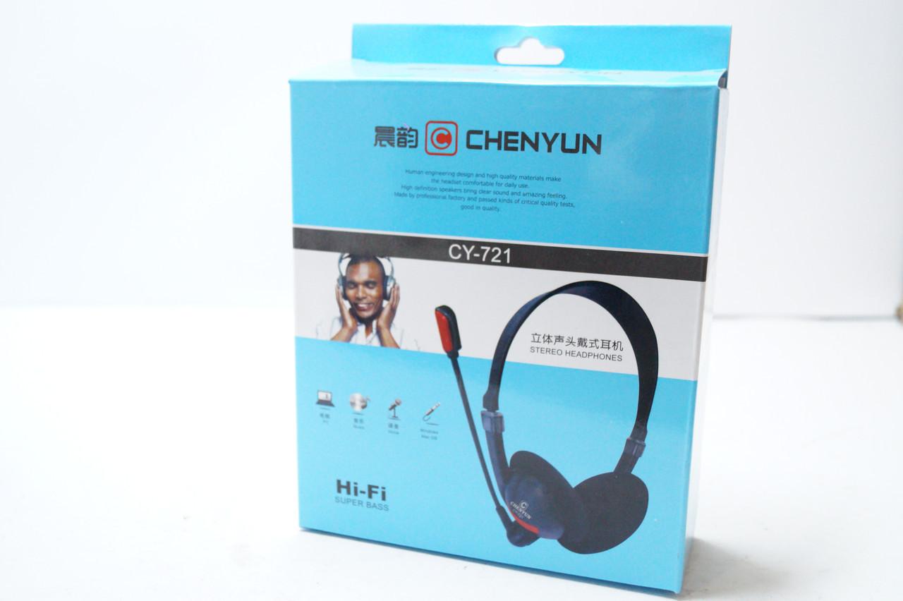 Навушники Chenyun CY-721
