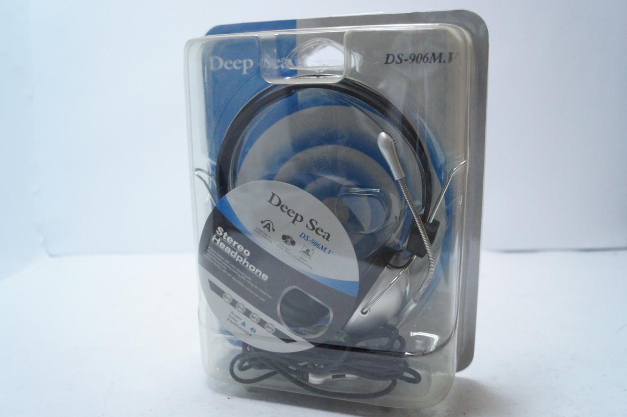 Навушники deep sea DS-906 MV