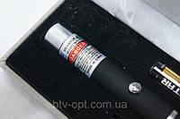 Лазерная указка JD-303 зеленая с  насадкой звездное небо, фото 1