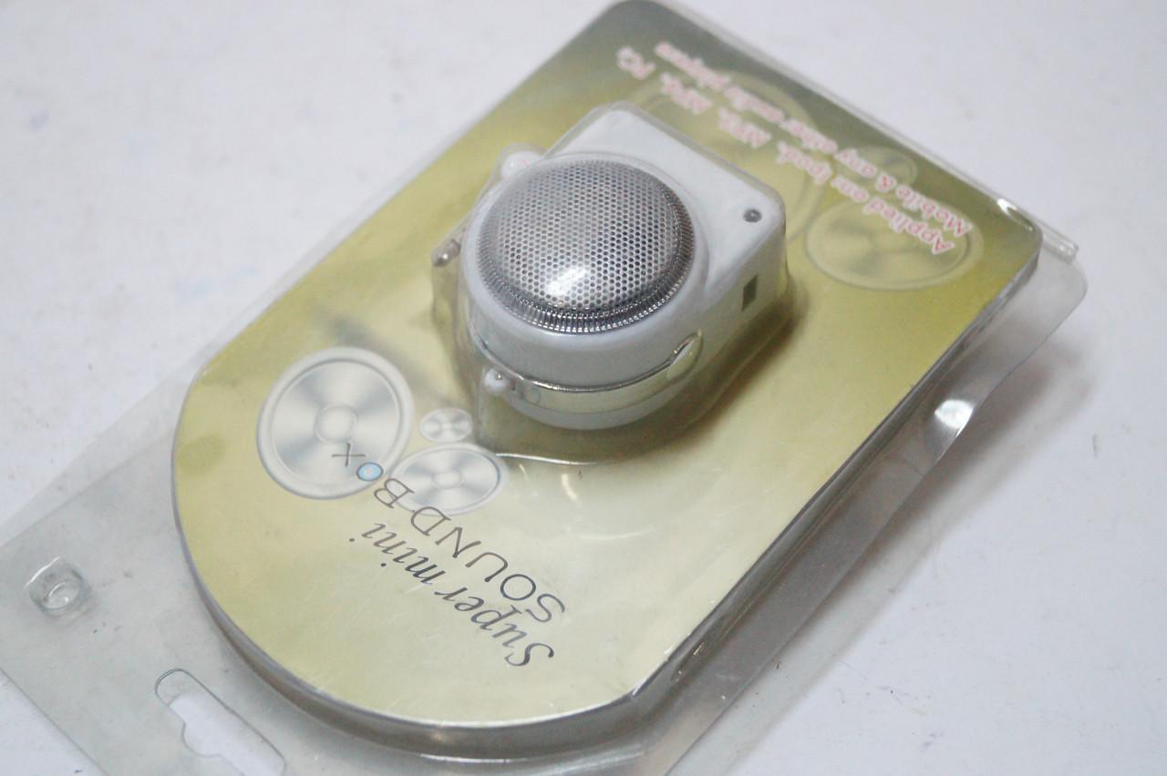 Портативна колонка mini speaker + радіо