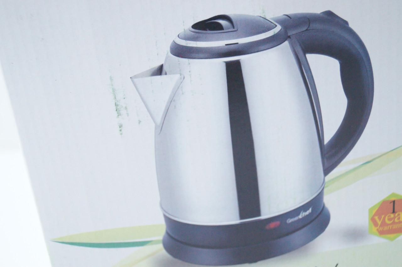 Дисковый чайник Gereenchef KT-12L Steel