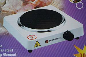 Електрична плита 1 дискова Royal-Master 1010A 1000w