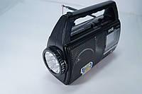 Радіоприймач c ліхтарем NNS c SD/USB NS-09U, фото 1
