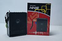 Радіоприймач NNS c SD/USB NS-018u, фото 1
