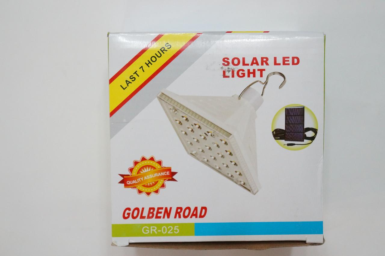 Светодиодная лампа Golben road GR-025