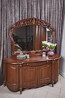 Комод-буфет c зеркалом классическом стиле Алегро nsb