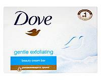 Крем-мыло Dove Gentle exfoliating Нежное отшелушивание - 100 г.