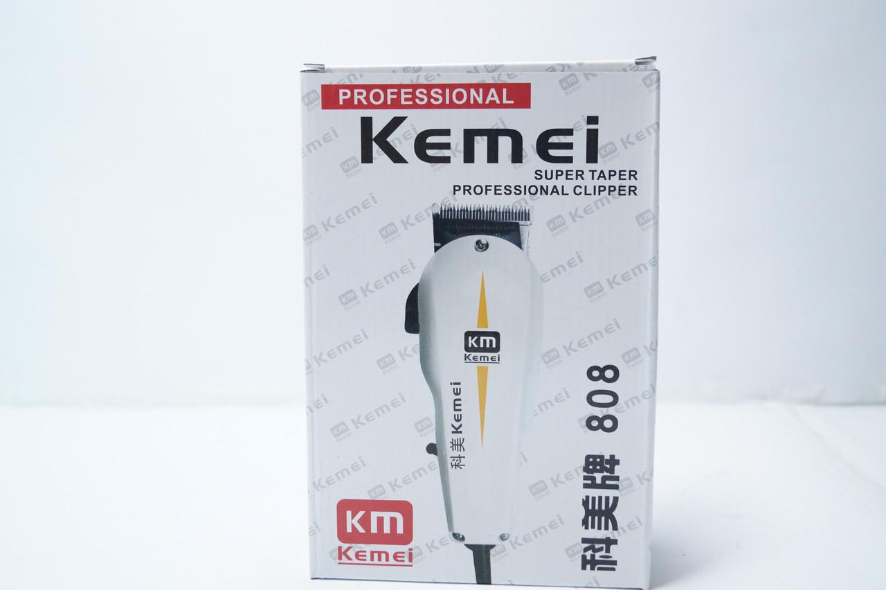 Машинка для стрижки Kemei 808