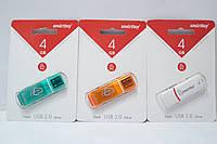 Flash USB 2.0 накопитель Smartbuy-sb4gbgs-g  4GB, фото 1
