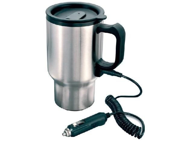 Автомобильная кружка с подогревом 12V Electric Mug, фото 2