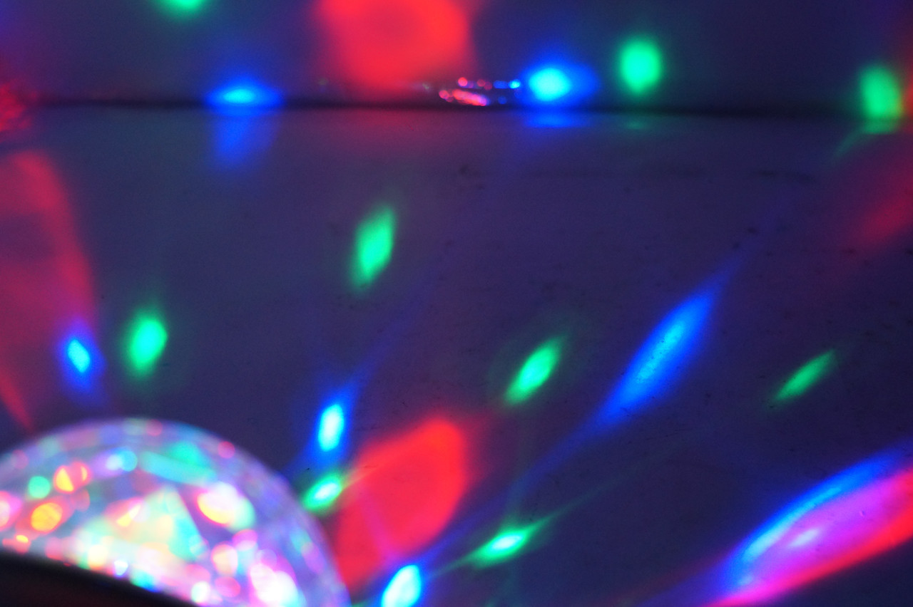 Светодиодная установка mini magik ball