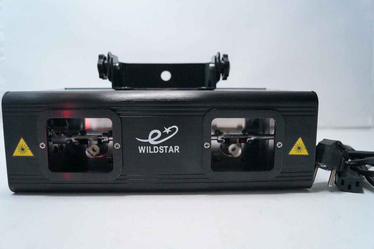 Лазерная установка WS RG 144A 3D