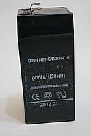 Аккумулятор  АКБ  4v4AH  20HR, фото 1