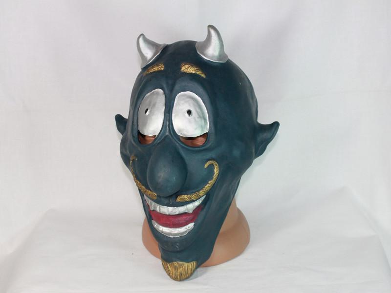 Карнавальная Маска Черта — Демона
