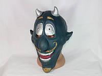 Карнавальная Маска Черта — Демона, фото 1