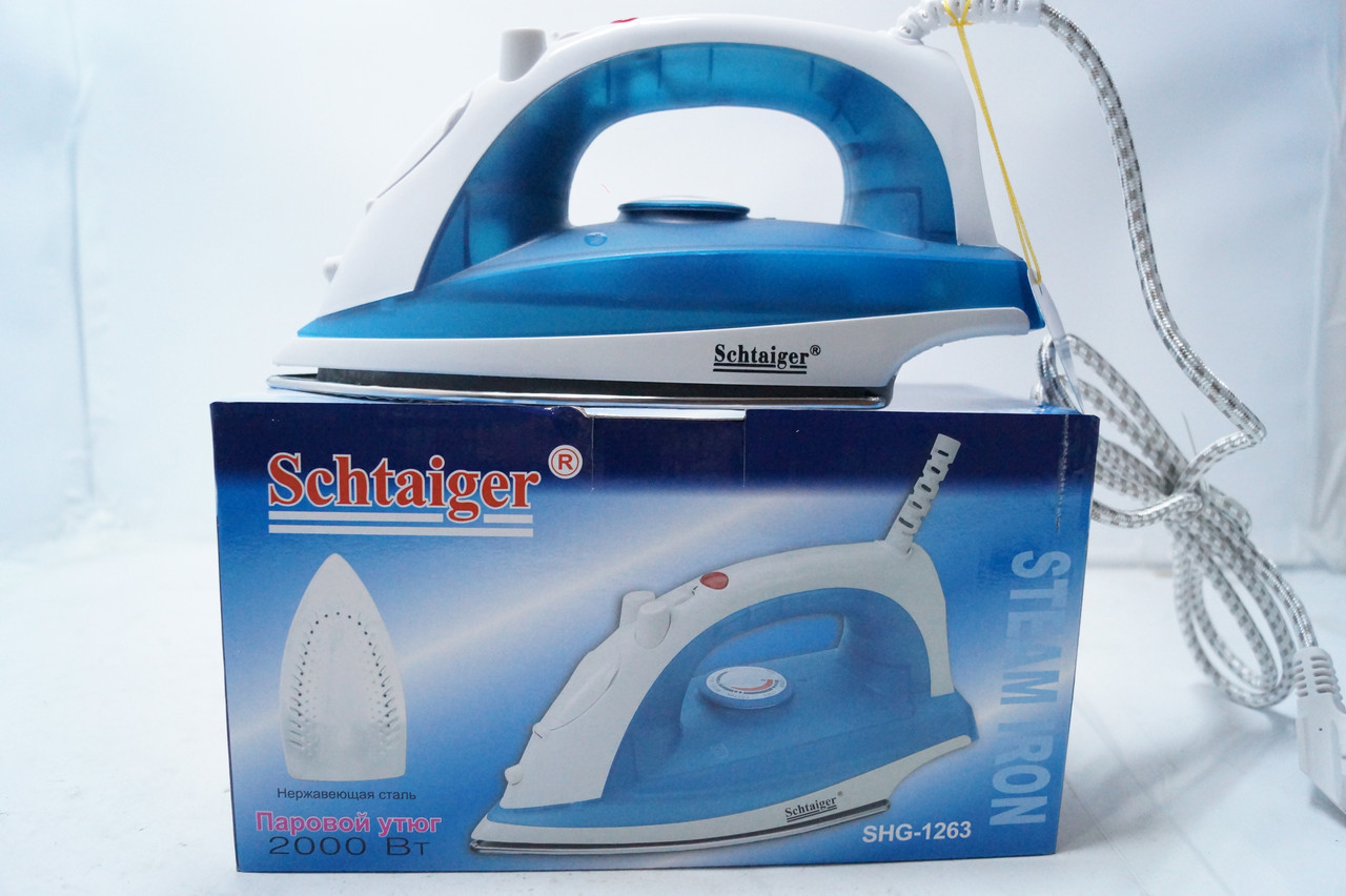 Паровой утюг Schtaiger SHG-1263
