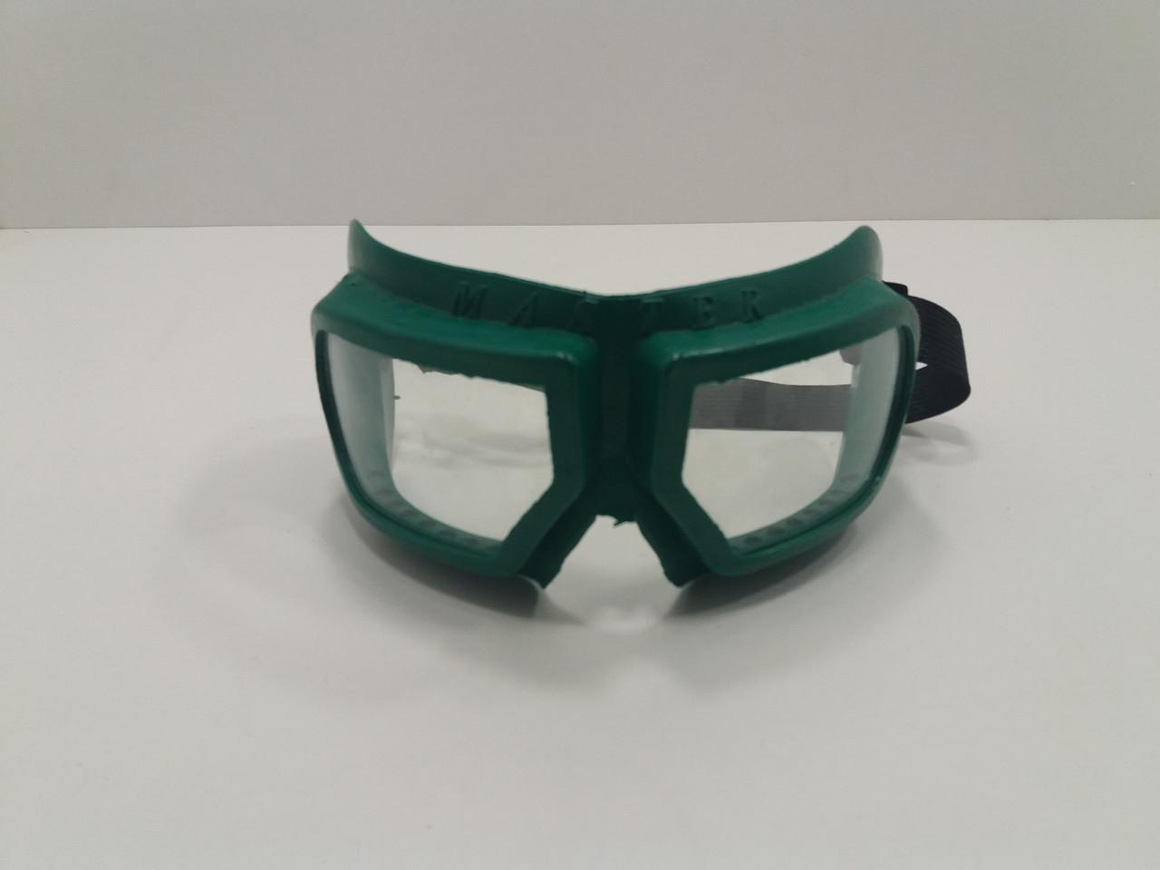 Очки защитные на резинке