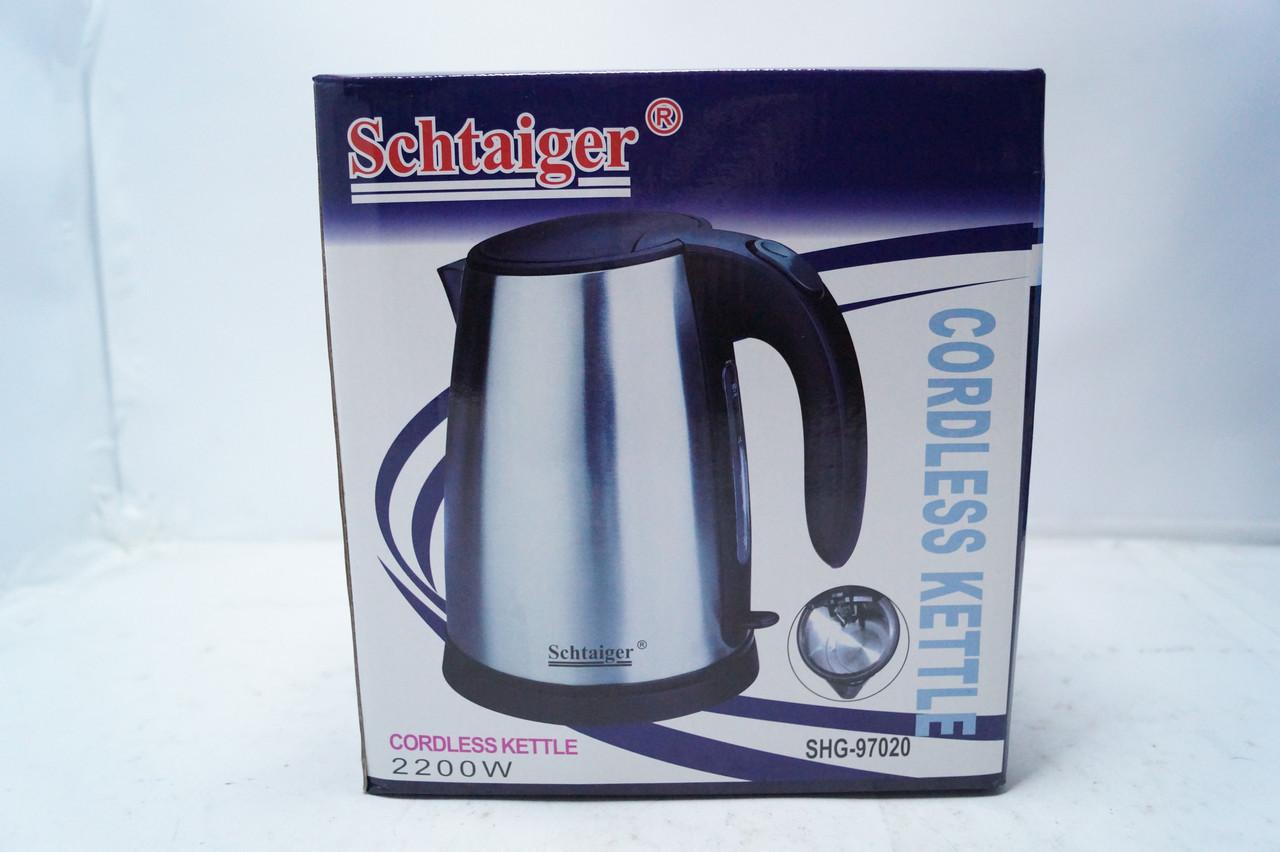 Дисковый чайник Schtaiger SHG-97020
