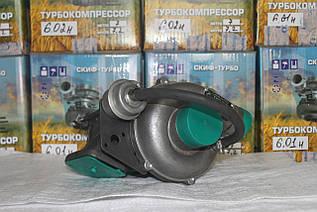 Турбокомпрессор ТКР 6.1 / Д245 / Автобус ПАЗ-32051