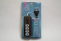 Универсальное зарядное устройство на 4 гнезда Multi 5063, фото 1