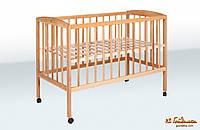 Кровать детская на колесах 1B24-2