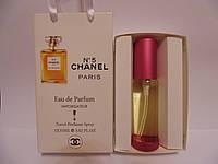 Женский парфюм в подарочной упаковке Chanel № 5 35 мл
