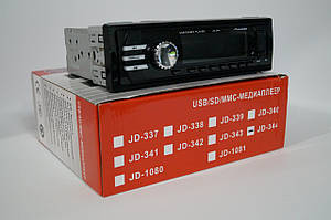 Автомагнитола Pioneer JD-344 USB SD