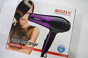 Профессиональный фен MOZER MZ-5900   Красный