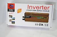 Інвертер напруги UKC 24/220 500w , перетворювач 24/220 500w, фото 1