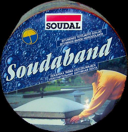 7,5см/10м/graphit SOUDABAND