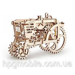 Механический 3D-пазл UGEARS - Трактор