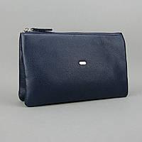 Женский клатч кожаный clutch Desisan синий 070 Турция, фото 1