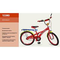 """Велосипед детский двухколесный 20 дюймов """"Super Bike"""" 152005"""
