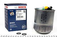 Фильтр топливный Мерседес Спринтер 2.2 - 3.0 CDI (+ датчик) - BOSCH - Германия