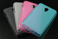 TPU чехол накладка бампер Tokyo для Meizu MX6 (4 цвета)