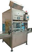 Машина Разливочная для весового розлива масла РОЗМА-010 со встроенным укупорочным модулем