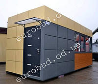 Строительство мобильных офисов
