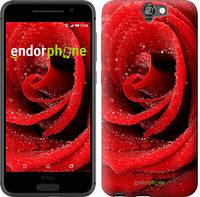 """Чехол на HTC One A9 Красная роза """"529u-156"""""""