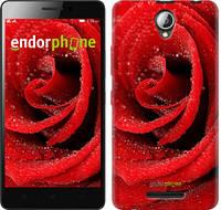 "Чехол на Lenovo A5000 Красная роза ""529u-119"""