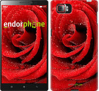 "Чехол на Lenovo Vibe Z2 Pro k920 Красная роза ""529u-284"""