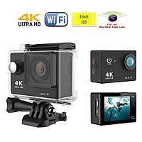 Компактная, высокоточная, с доступом к Wi Fi экшн-камера Ultra HD 4K WiFi Action Camera
