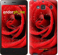 "Чехол на Xiaomi Redmi 2 Красная роза ""529c-98"""